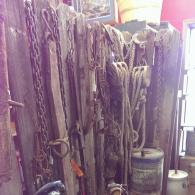 Old Ropes, Tin Cans & More