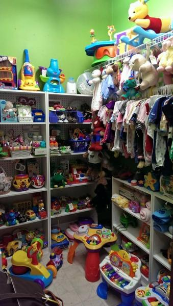[Image: Find clothes and toys for babies and toddlers! ]